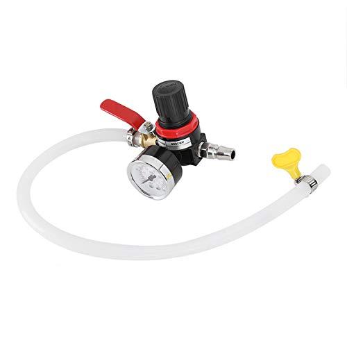 Universal Auto Wassertank Detektor Kühlung Kühler Eisen Gummi Leckdruckprüfgerät Werkzeuglehre