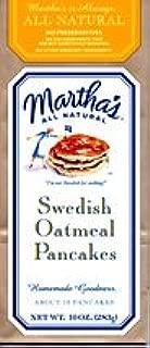 Martha's All Natural Pancake Power OATMEAL PANCAKE Breakfast Pack