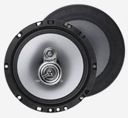 Magnat 1630 Bull Power 3-Wege Auto-Lautsprecher