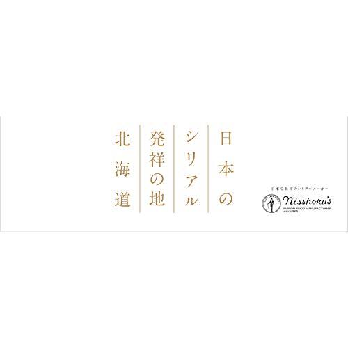 日本食品製造『オーガニックピュアオートミール』