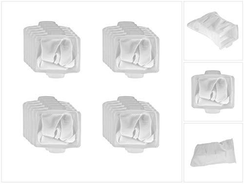 Makita Vlies Beutel Filterbeutel Staubsack für Akku Staubsauger DCL BCL 182 140 Z (166084-9) 20er Pack