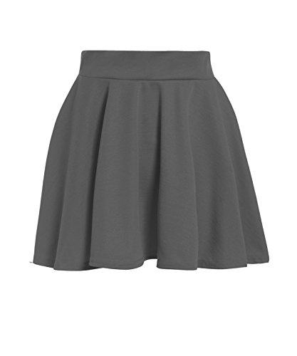 Nueva Ou Ni/ñas Uniforme Escolar Caja Plisado el/ástico Falda Schoolwear tama/ño 2/ /17yrs