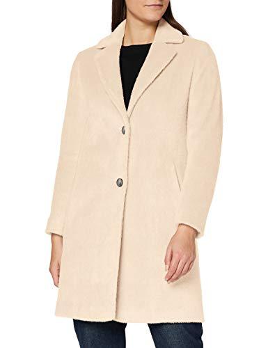 CINQUE Damen CIMAMBALO Wollmischungs-Mantel, 10, 40