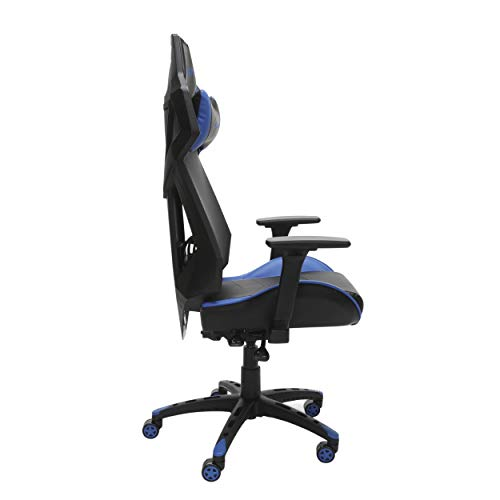 RESPAWN 200 Racing Style Gaming Chair, in Blue