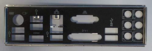 MSI Z87-G43 / H87-G43 / B85-G43 Blende - Slotblech - I/O Shield