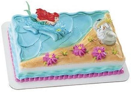 Miraculous Disney Princess Birthday Decor Little Mermaid Centerpiece Little Funny Birthday Cards Online Elaedamsfinfo