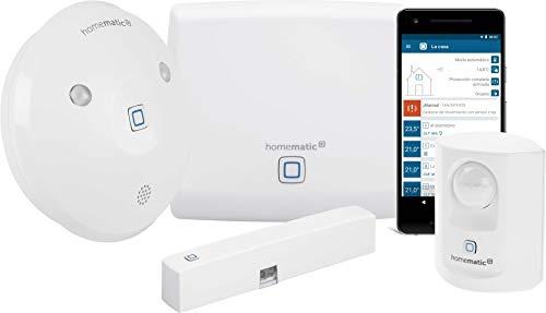 Homematic IP 153348A0 Set de Inicio para Alarmas