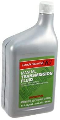 Genuine Acura Honda Manual Trans Fluid 1 Quart...