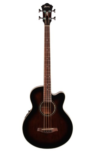 Acoustic-Electric Guitar AEB10E With Dark Sunburst