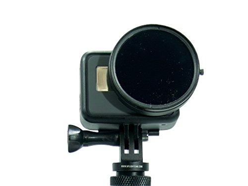 Nflightcam Propeller Filter for GoPro Hero5, Hero6, and Hero7 Black