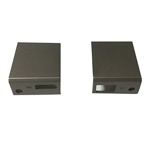 Zahara - Tapa de bisagra LCD para Dell Latitude E6410 (izquierda y derecha)