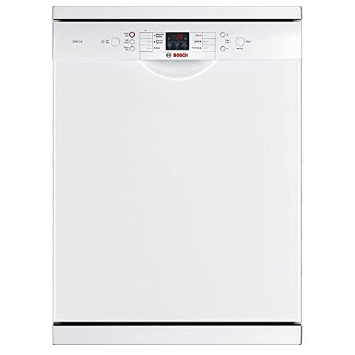 Bosch 12 Place Settings Dishwasher, SMS66GW01I, White