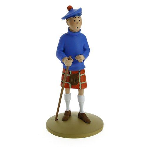 Moulinsart- Tintín Figura de Colección 12 cm (42192)