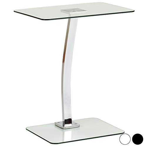 Hartleys Glass Laptop Stand - Clear