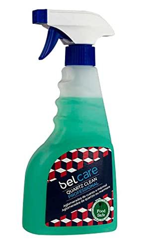 BELCARE - Limpiador Silestone para Encimeras de Cocina y Baño y Superficies de Cuarzo - Elimina Toda la Suciedad - Inoloro