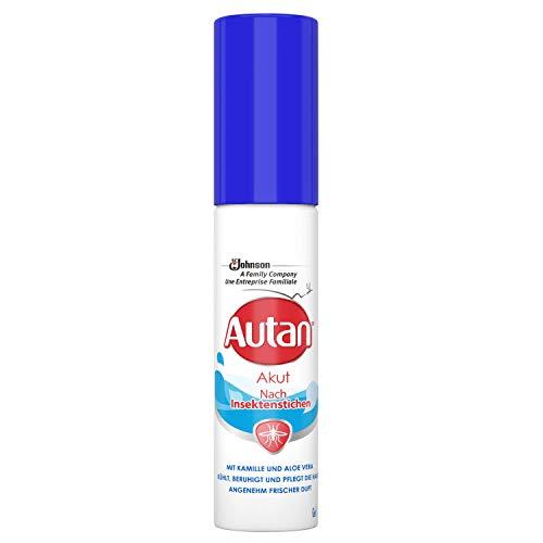 Autan Akut für Insektenstiche, Aloe Vera Gel für Körper & Gesicht, 25 ml