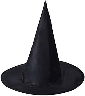أدى هالوين قبعة ساحرة متوهجة قبعة مهرجان الأشباح الطرف الديكور الدعائم ساحرة قبعة ساحرة قبعة الساحر