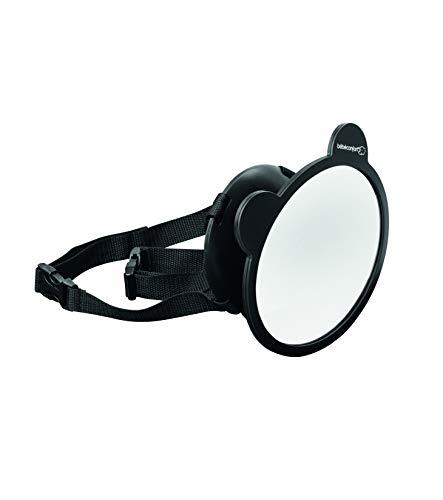 Bébé Confort Specchietto Retrovisore Bambini, Specchietto Auto Neonato, Specchietto Controlla Bimbo per Sedile Posteriore, Nero