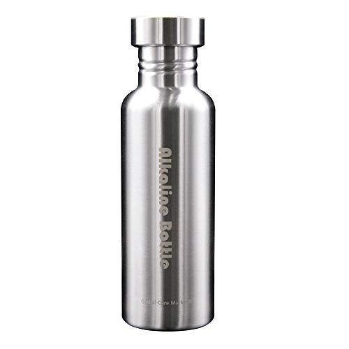 Global Care Markt Nieuwe Alkaline Water Fles Grote 650 ml Capaciteit Nano Energie Water Flask Roestvrij Staal Alkaline Water Filter Fles Natuurlijke Verbetering Drinkwater