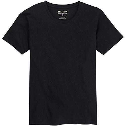 Burton Damen T-Shirt W SS, Größe:XL, Farben:True Black