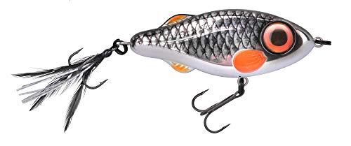 Spro IRIS Flash Jerk Roach JERKBAIT - Caña de pescar (sumergible lentamente, 11,5 cm, 65 g)
