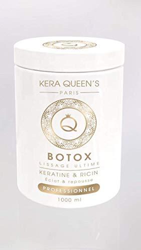 soin botox capillaire kera queen's keratine&ricin