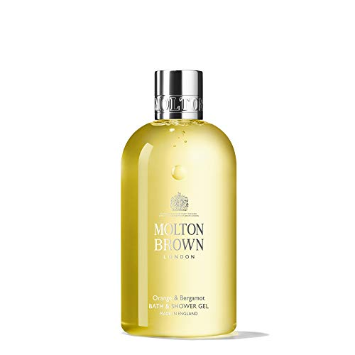 Molton Brown Orange and Bergamot Bath and Shower Gel 300 Ml