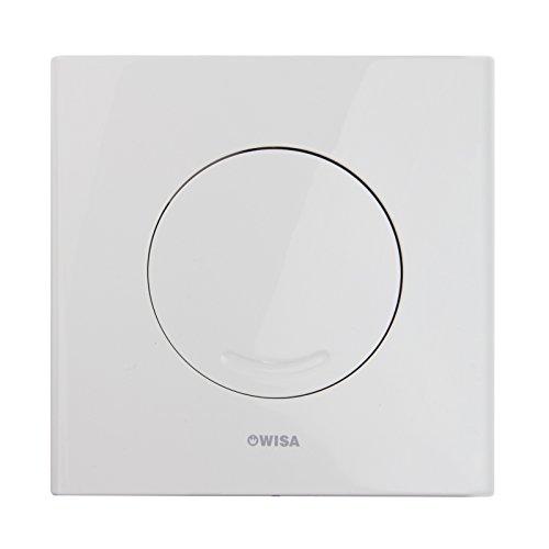 WISA XS Excellent WC Bedienungsplatte Argos SU weiß