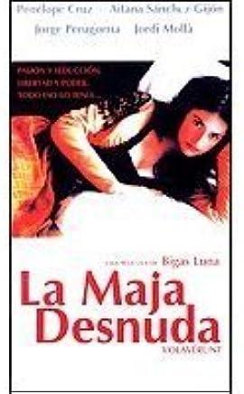 Amazoncom Volaverunt La Maja Desnuda Movies Tv