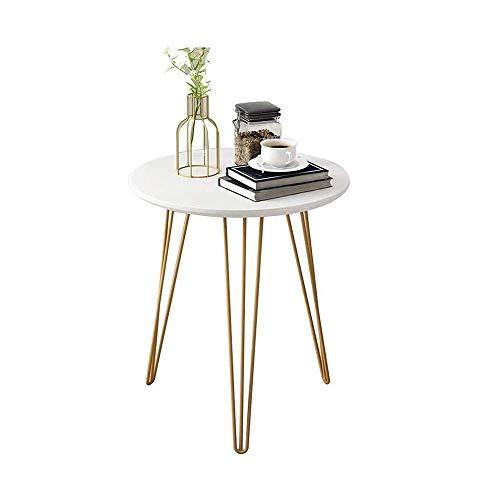 FTFTO Haushaltsprodukte Nordic Living Room Corner Beistelltisch Licht Küchenmöbel Tische Casual Sofa Tisch