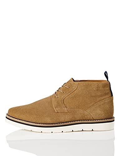 find. Mellor Chukka Boots,Beige (Stone) , 40 EU