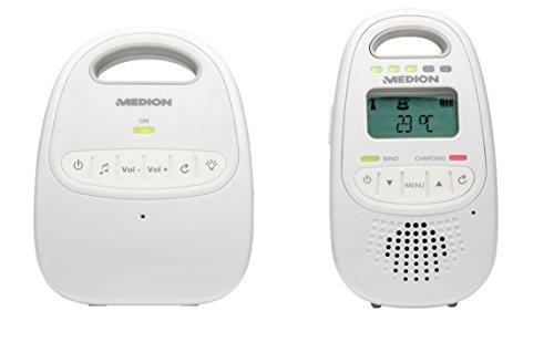 MEDION Digitales DECT Baby-Überwachungssystem LIFE P67001 (MD 84645)