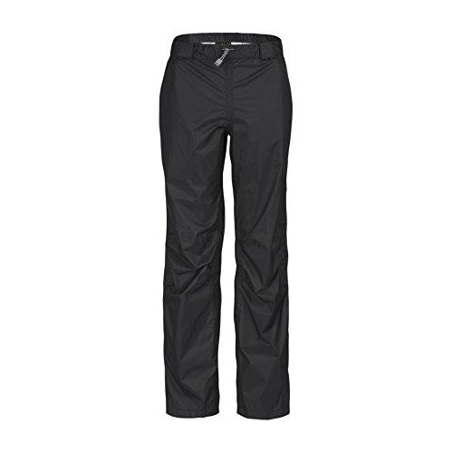 Laila lady pants-pantalon imperméable pour femme XL Noir - Noir