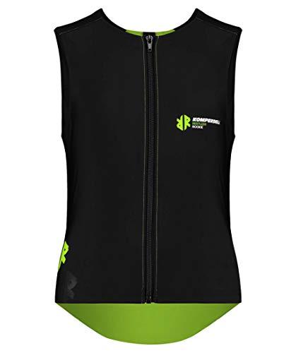 Komperdell Kinder Junior Super ECO Vest Protektorenweste schwarz 152