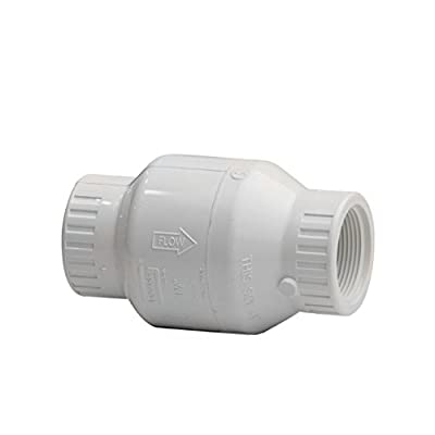 "Spears S158020F 2"" FPT Spring Type Check Valve by Spears"