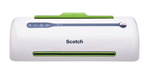 Scotch Brand Pro Thermal Laminator, Never Jam Technology Automatically Prevents Misfed Items, 2 Roller System (TL906), 9 in Photo #5