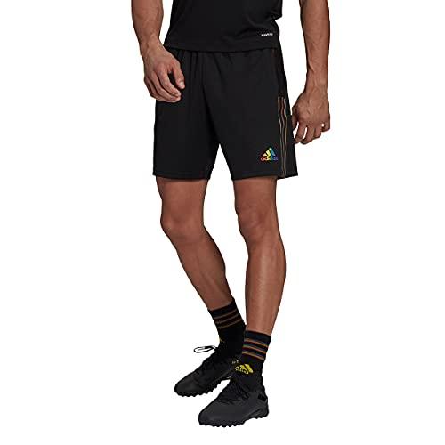 adidas TIRO SHO Pride Pantaloncini, Black, 2XL Uomo