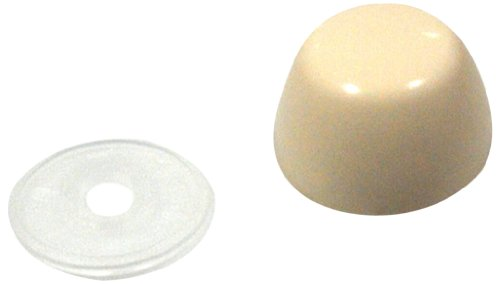 Toto THU044#03 Bolt Cap and Base for All Models Bidet and Toilet, Bone