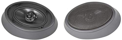 Retro Manufacturing RetroPod 4x6-inch Surface Mount Speaker Modules with Deluxe Speakers