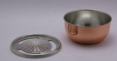 新光金属『純銅おろし器HMO-9』