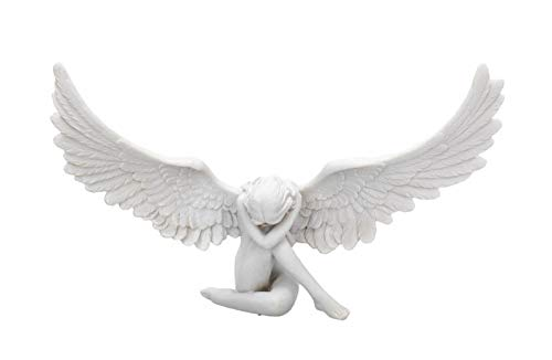 Nemesis Now - Angels Sympathy Naked Figurine - 36cm