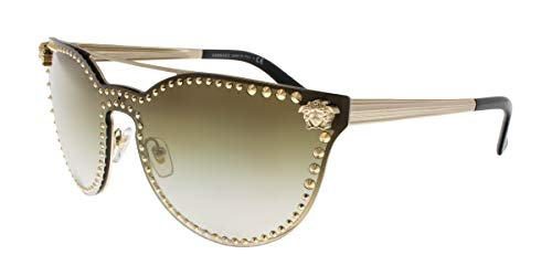 Ray-Ban 0VE2177 Occhiali da Sole, Oro (Pale Gold), 45 Donna