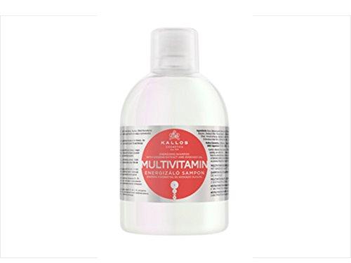 Kallos Multivitamin Energising Champú - 1000 ml