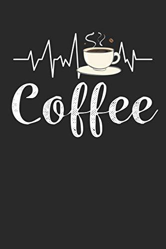 Kaffee Tasting Buch: Dein persönliches Verkostungsbuch zum selber ausfüllen ♦ für über 100 verschiedene Kaffeesorten ♦ Egal ob aus europäischen, ... 6x9 Format ♦ Motiv: Kaffeetasse Puls