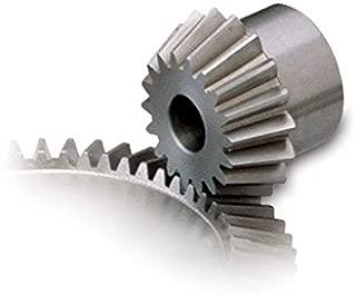 Boston Gear L147Y-P Bevel Pinion Gear, 2:1 Ratio, 0.188