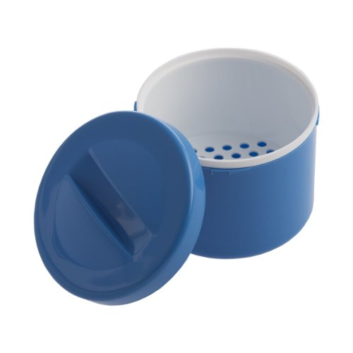 Dr. Junghans Medical Prothesenbehälter 29044, Blau