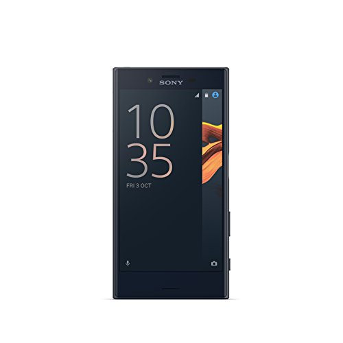 Sony Xperia X Compact 4.6 inch Smart Phone - Universe Black