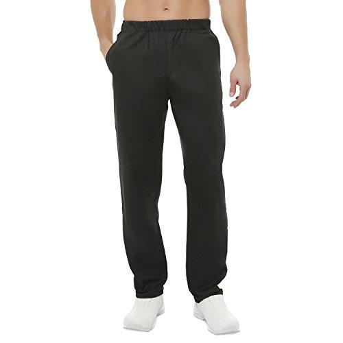 Monsieur Veste - Pantalon Noir Americano - T2 = 44/46