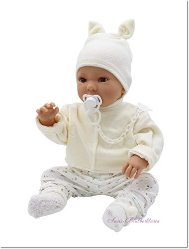 Doro Dolls Babypuppe Leonie, Puppe mit Stoffkörper