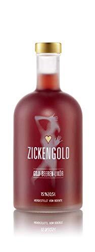 Boentes Zickengold Goji 0,5 Liter 15{6285b1cf7f32f38a7778e1ab3af6eff067bcf29669beaf117dc66c8d4fcfa478} Vol.